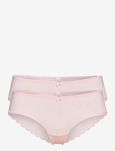 Bottoms - briefs - light pink