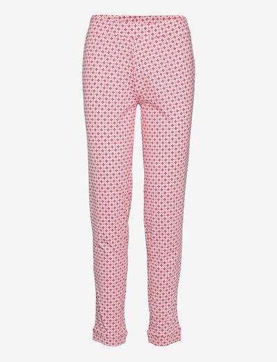 Nightpants - underdele - light pink 4