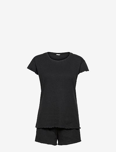 Pyjamas - pyjamas - black