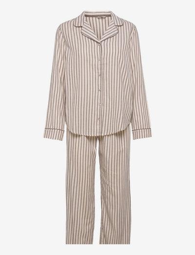 Pyjamas - pyjamas - taupe 3