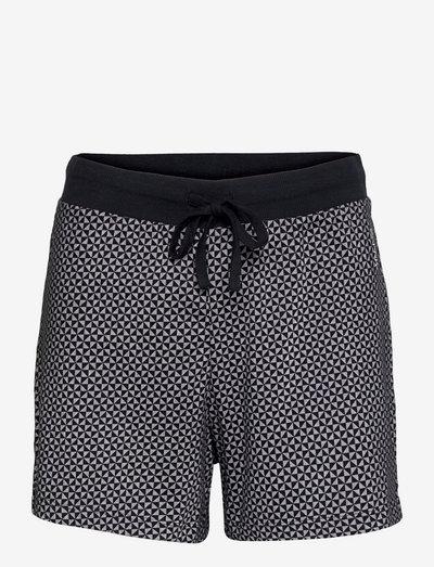 Nightpants - shorts - navy 4
