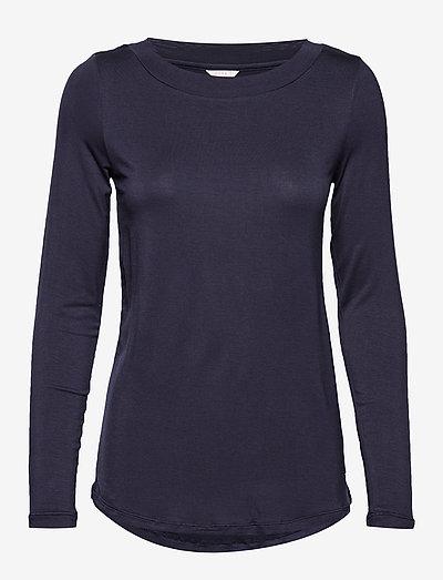 Night-T-Shirts - overdele - navy