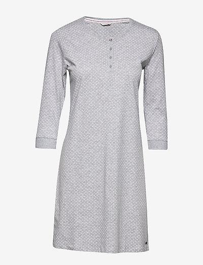 Nightshirts - natkjoler - light grey