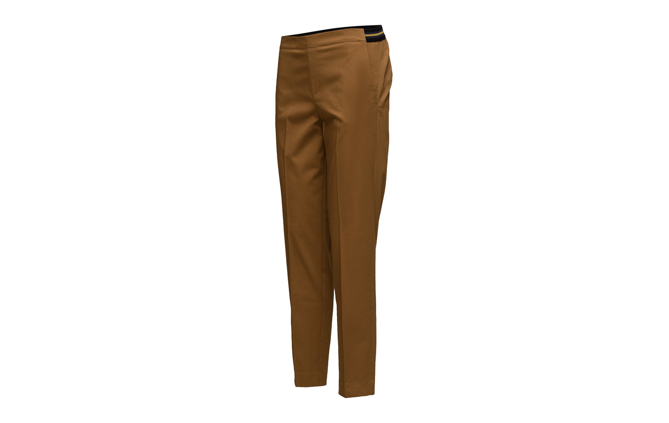 Elastane 5 70 Pants Woven Coton Viscose Black 25 Casual Esprit OxqaCPcz