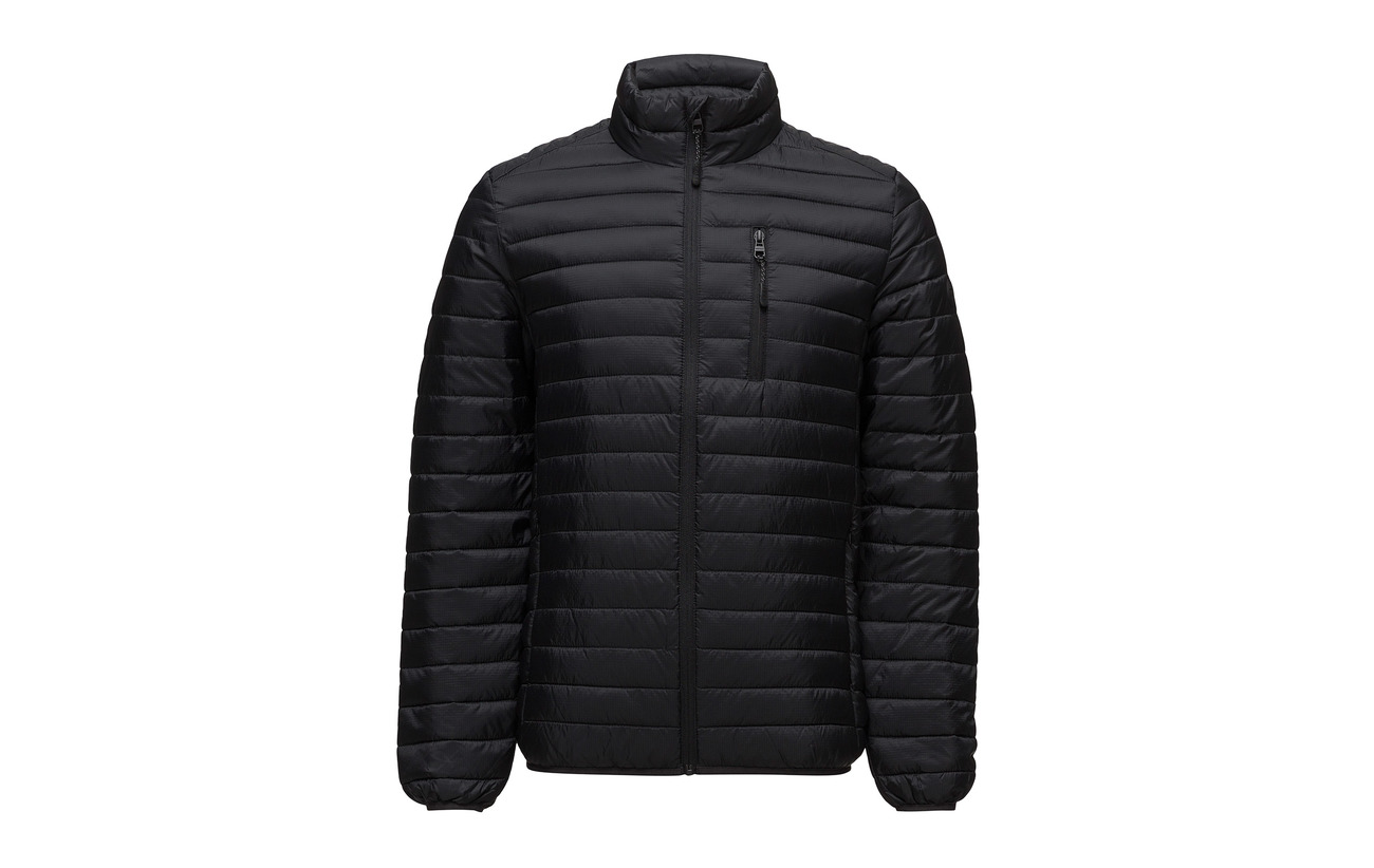 Casual Outdoor Jackets Black Woven Esprit Av4xPA