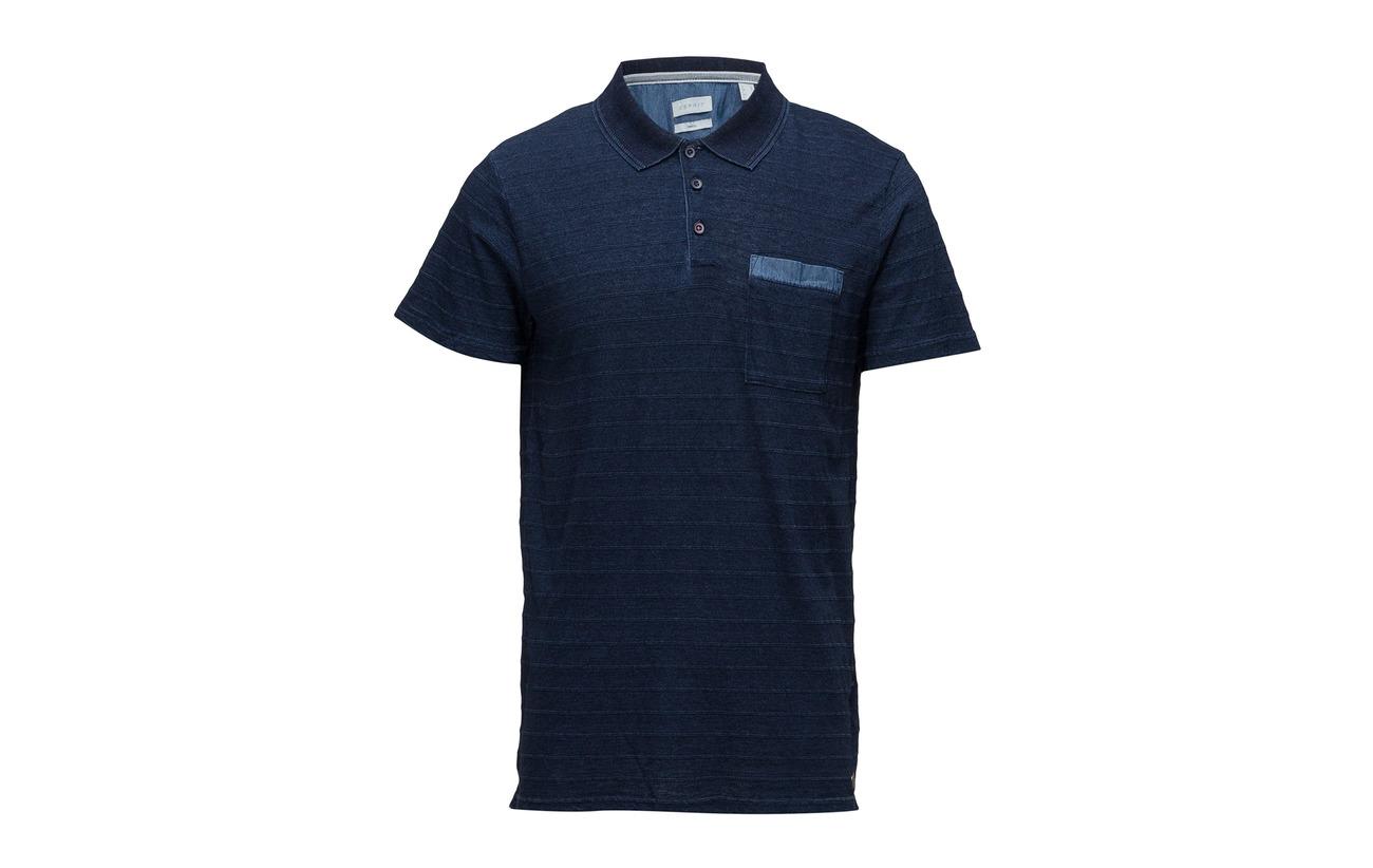 Esprit Esprit Shirts Navy Casual Casual Polo nBqz5Yxw