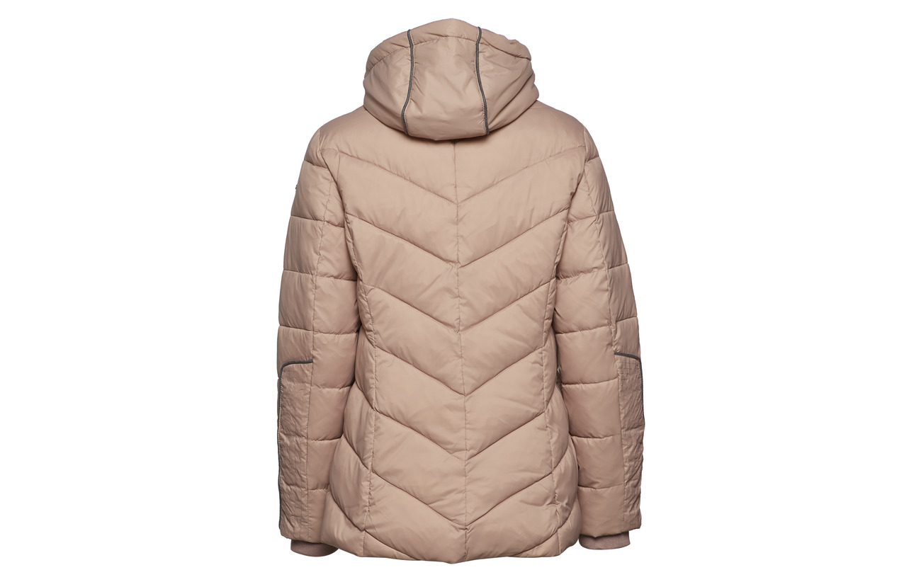 Polyamide Jackets Outdoor Light Beige Esprit 100 Woven Casual vE5gxUnwq0