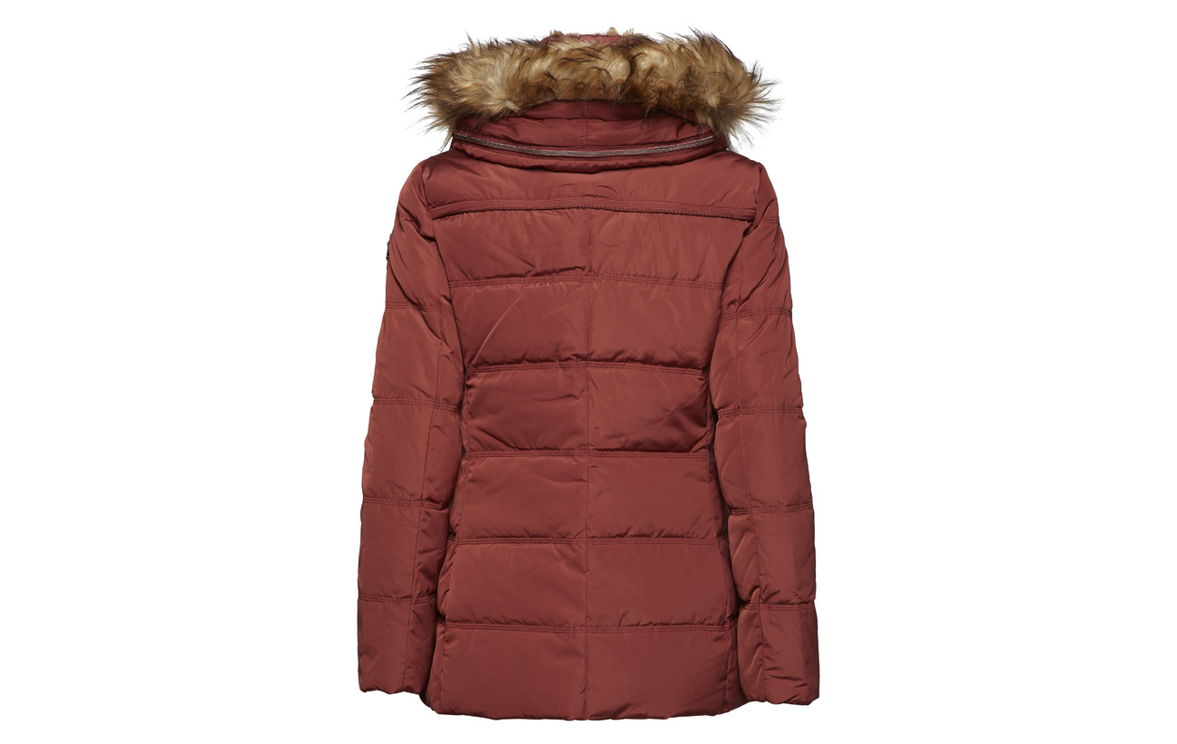 Woven Esprit Outdoor Intérieure 30 Pink Old Pume Doublure 70 Polyester Doudoune Casual Jackets Équipement 100 CCRwqg
