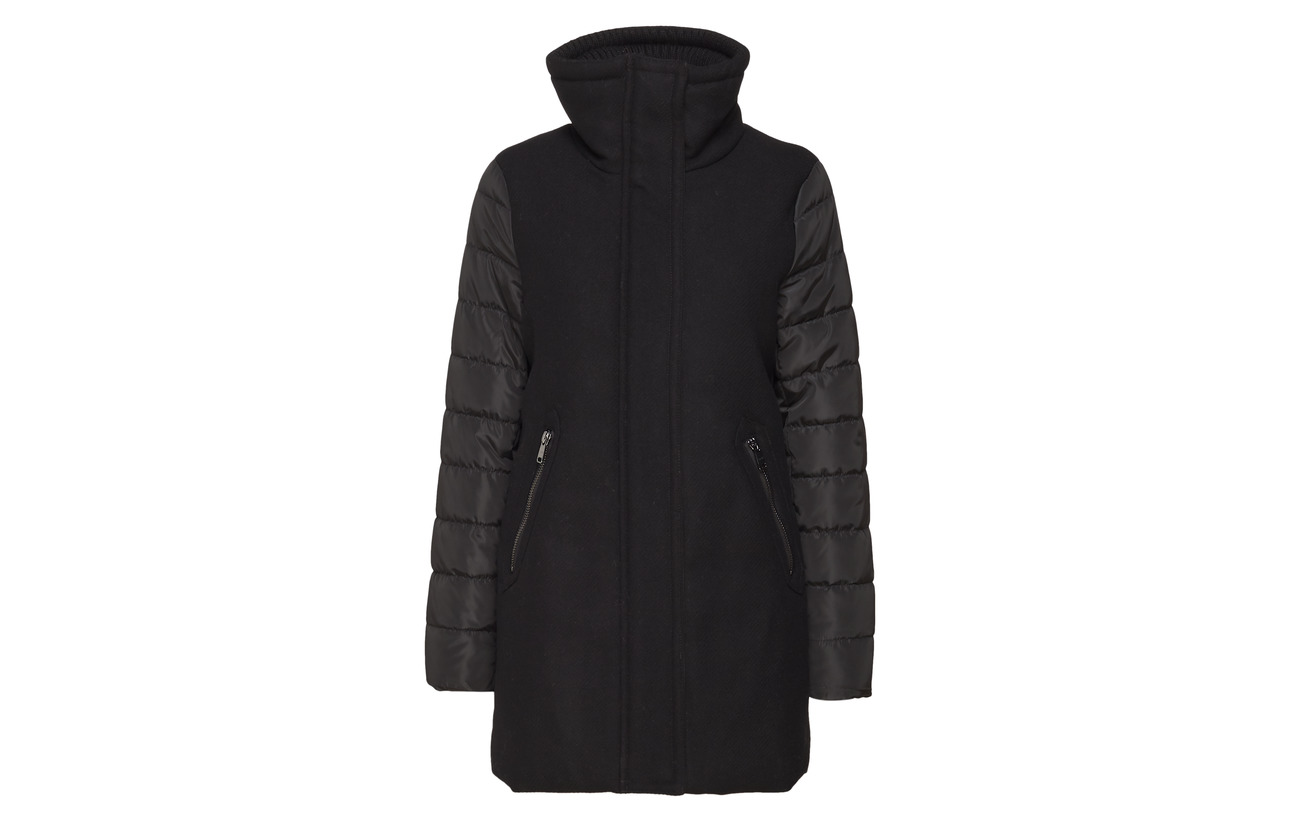 Coats Woven Casual 5 Laine 20 Fabrics Black Esprit Other Polyamide 71 Polyester 4 Eq5wAwZ