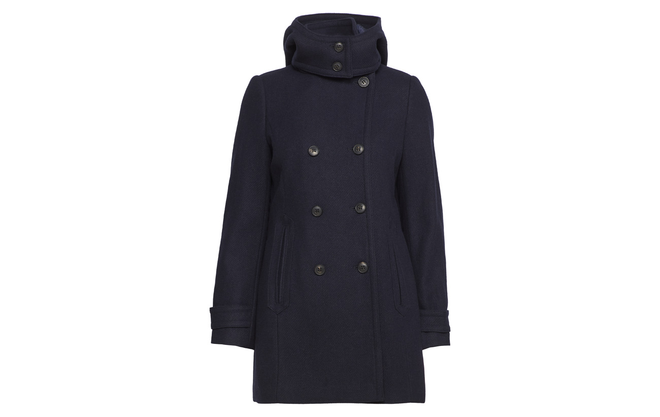 Viscose Navy Casual Esprit Woven 2 22 72 Other Fabrics Laine Polyester Coats Polyamide nzUUTS