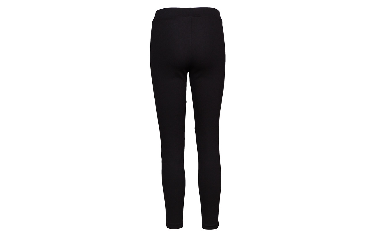 5 Esprit Polyester Knitted Viscose Pants Elastane 25 Black 70 Casual wBqCwF