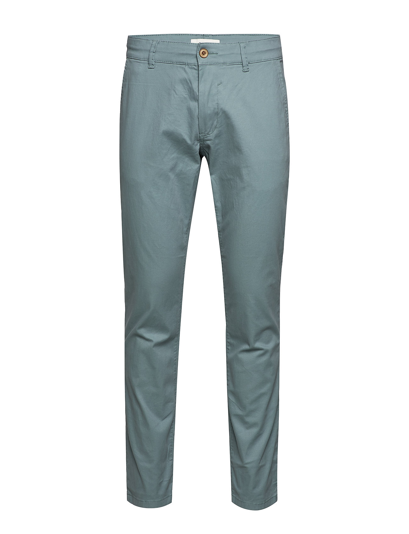Esprit Casual Pants woven - TEAL GREEN