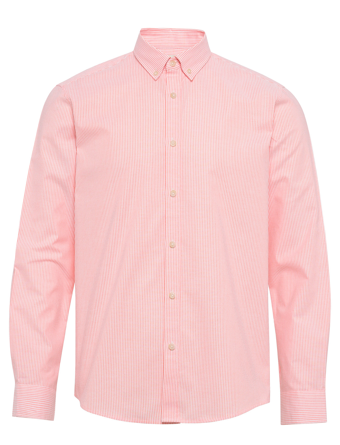 Image of Shirts Woven Skjorte Casual Lyserød Esprit Casual (3321012105)