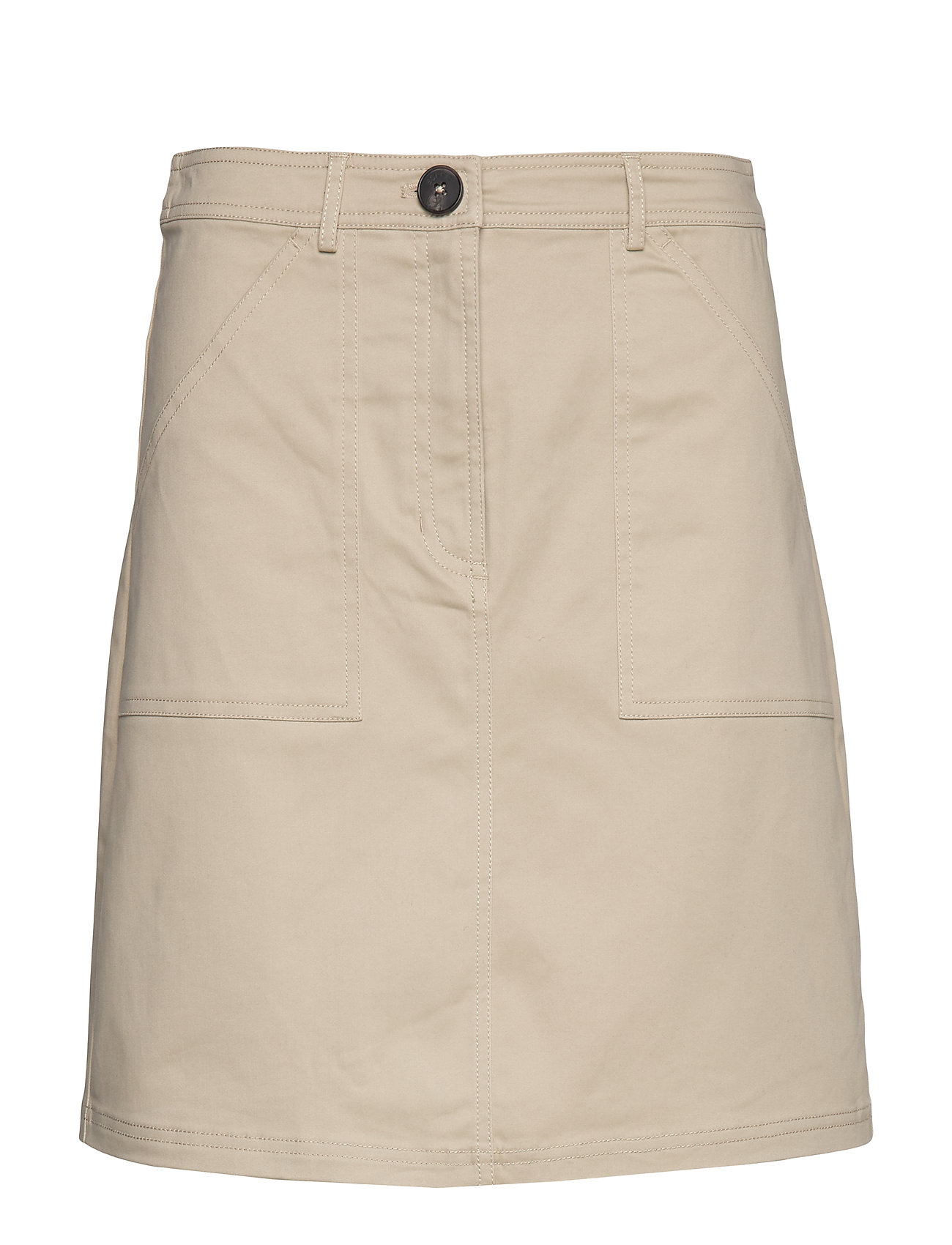 Esprit Casual Skirts woven - BEIGE