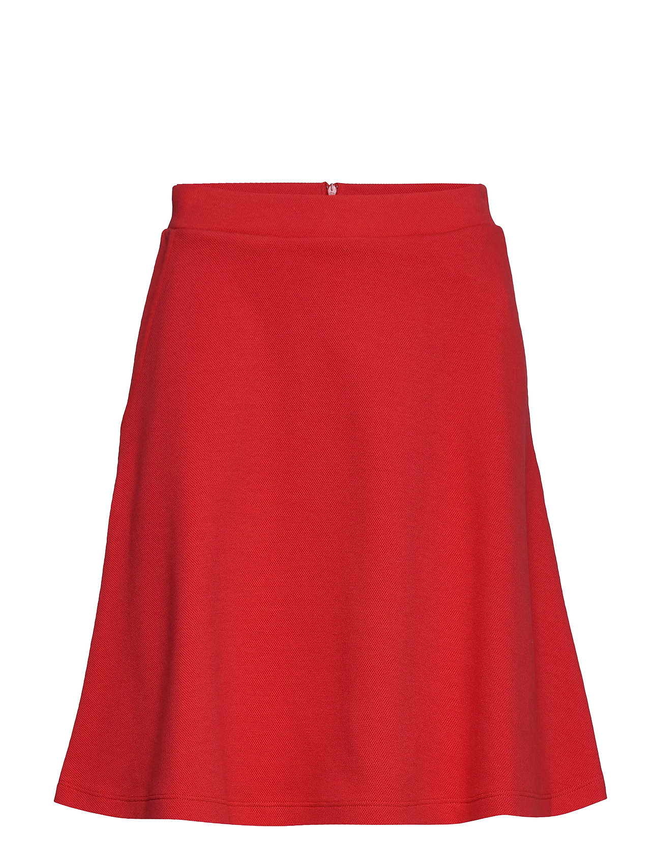 Esprit Casual Skirts knitted - DARK RED