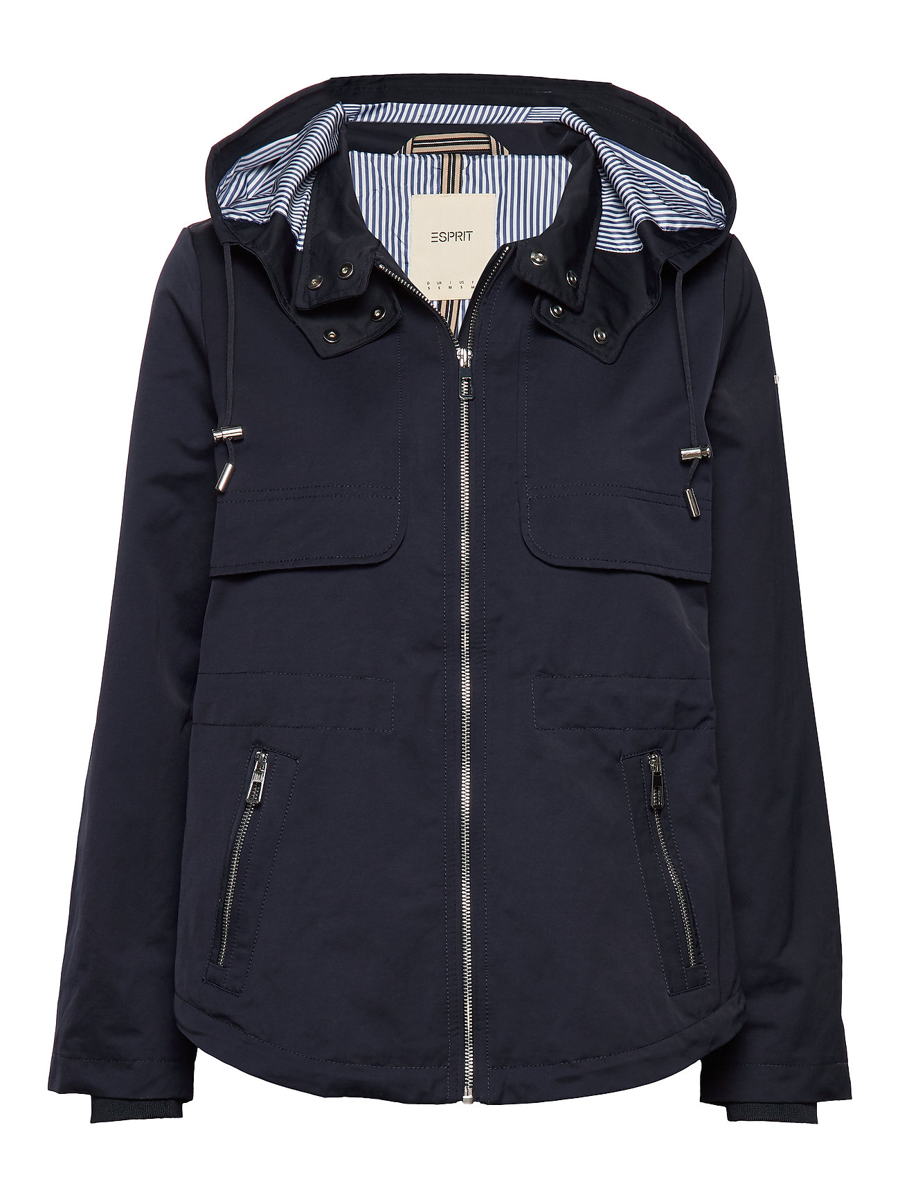 Esprit Casual Jackets outdoor woven - NAVY
