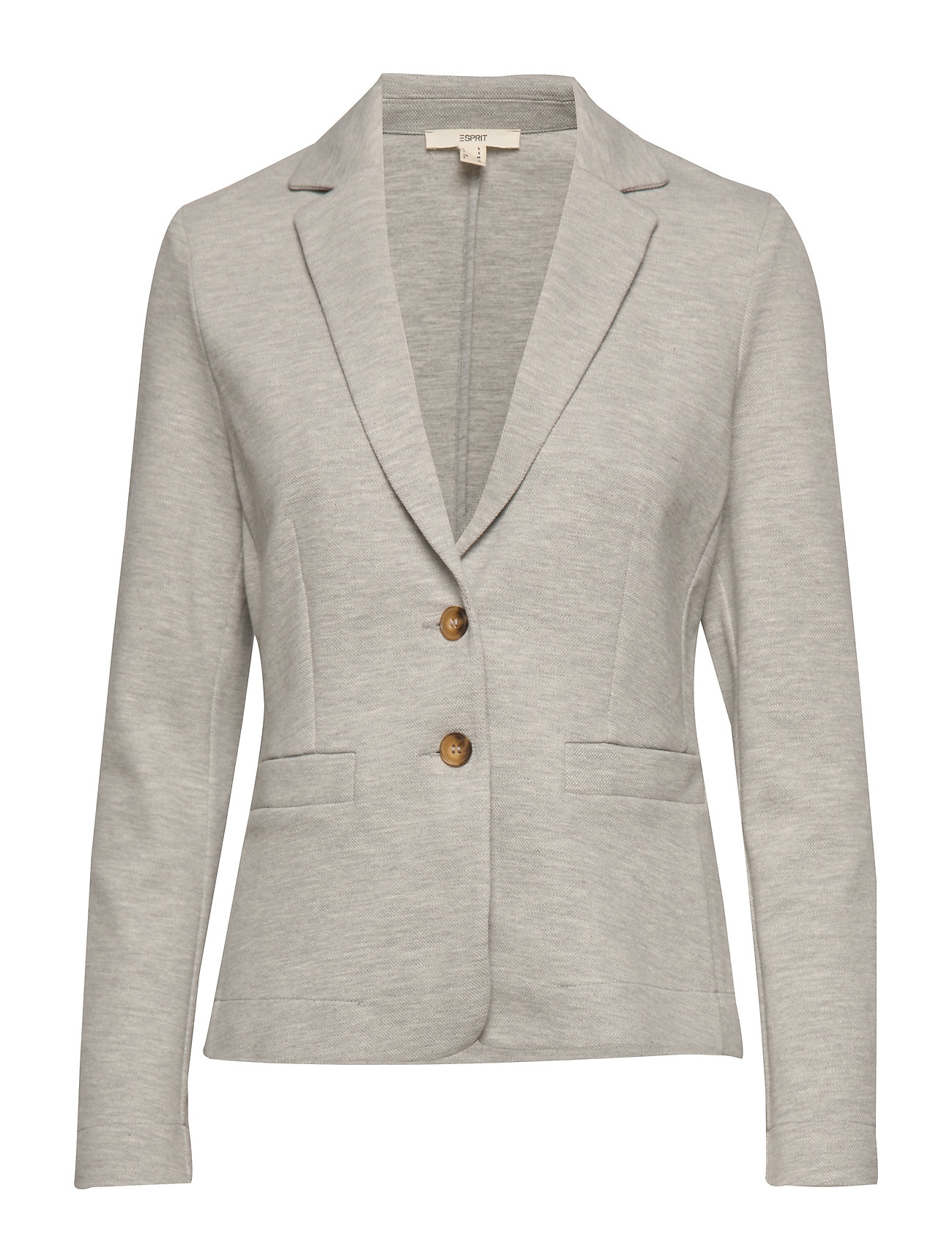 Esprit Casual Jackets indoor knitted - LIGHT GREY 5