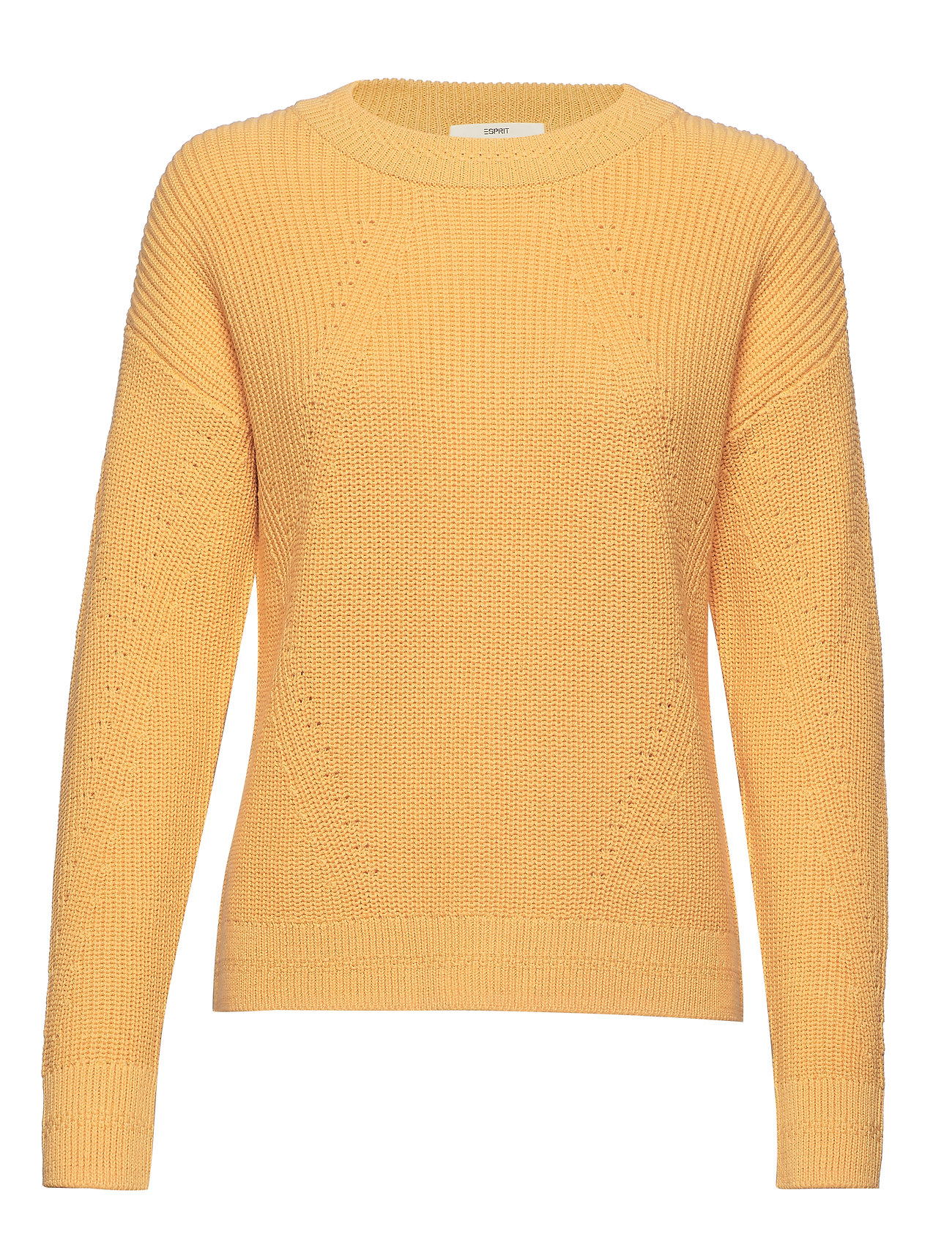 Esprit Casual Sweaters - YELLOW