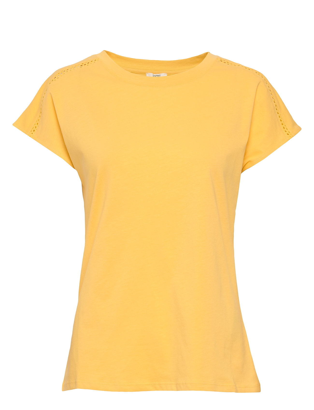 Esprit Casual T-Shirts - YELLOW