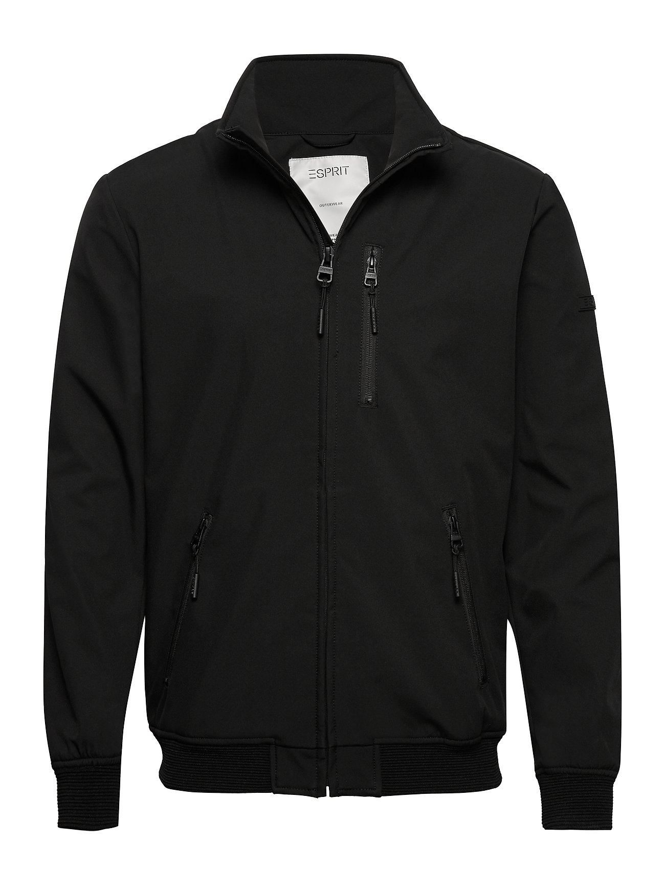 Esprit Casual Jackets outdoor woven - BLACK