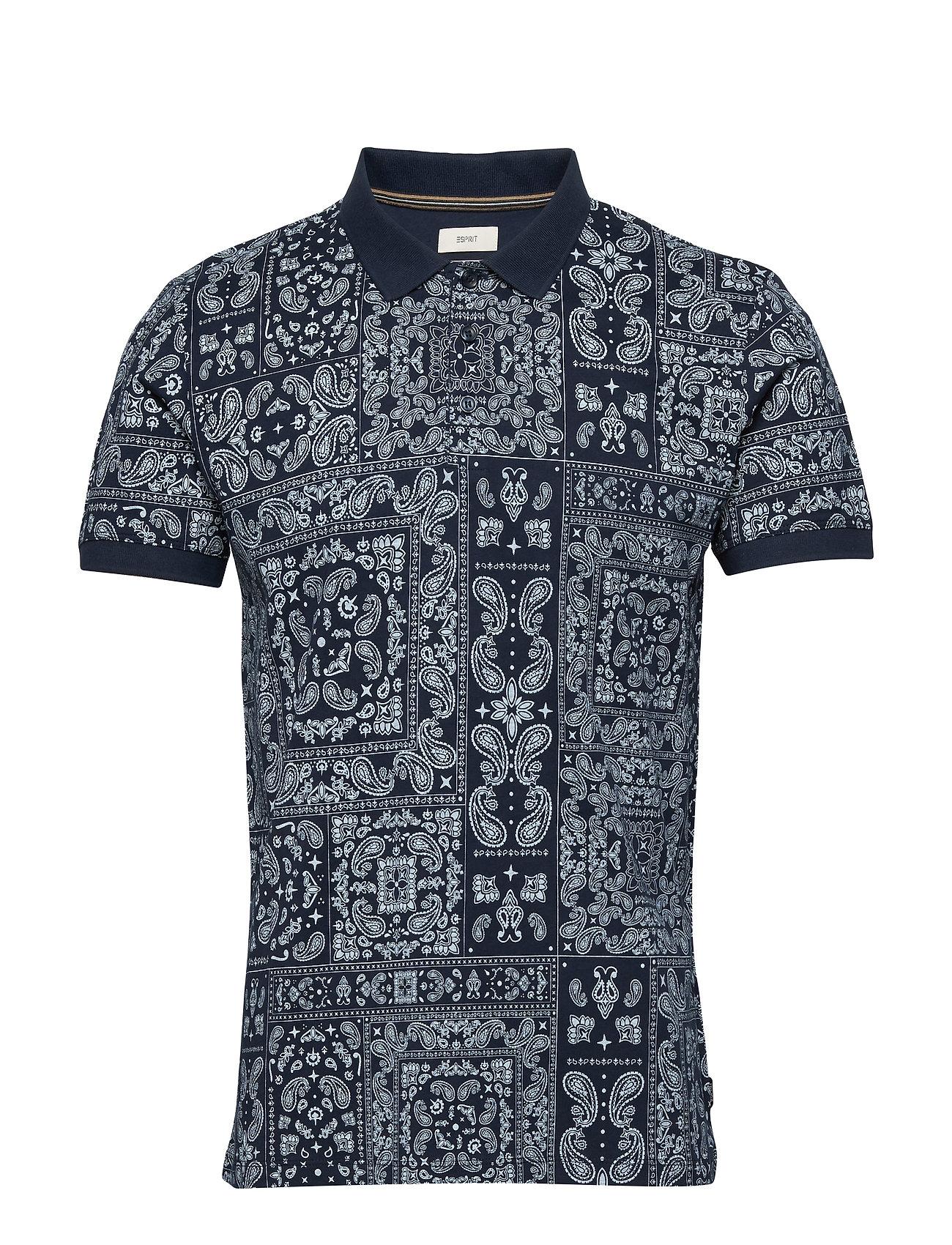 Esprit Casual Polo shirts - NAVY 4