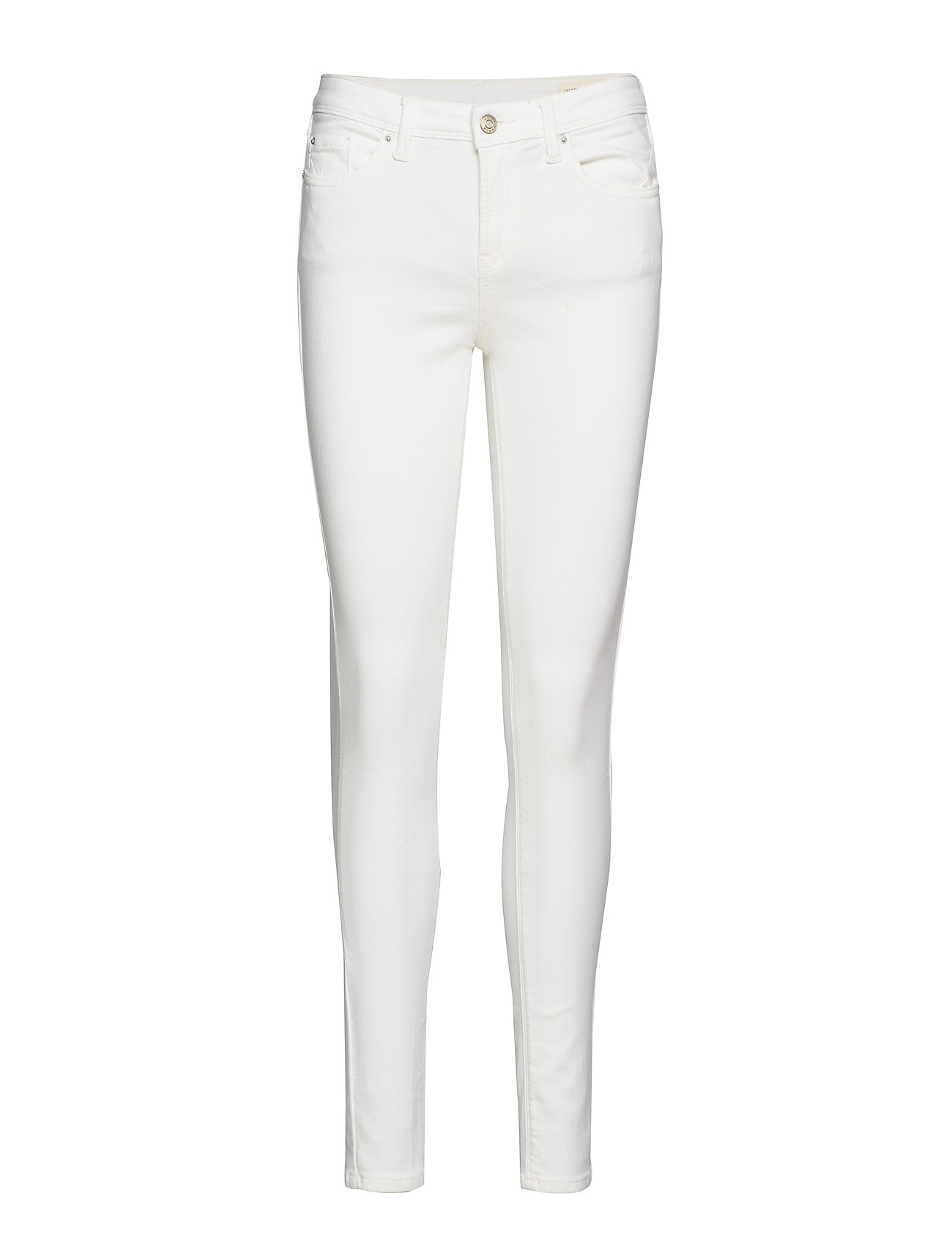 Esprit Casual Pants denim - WHITE
