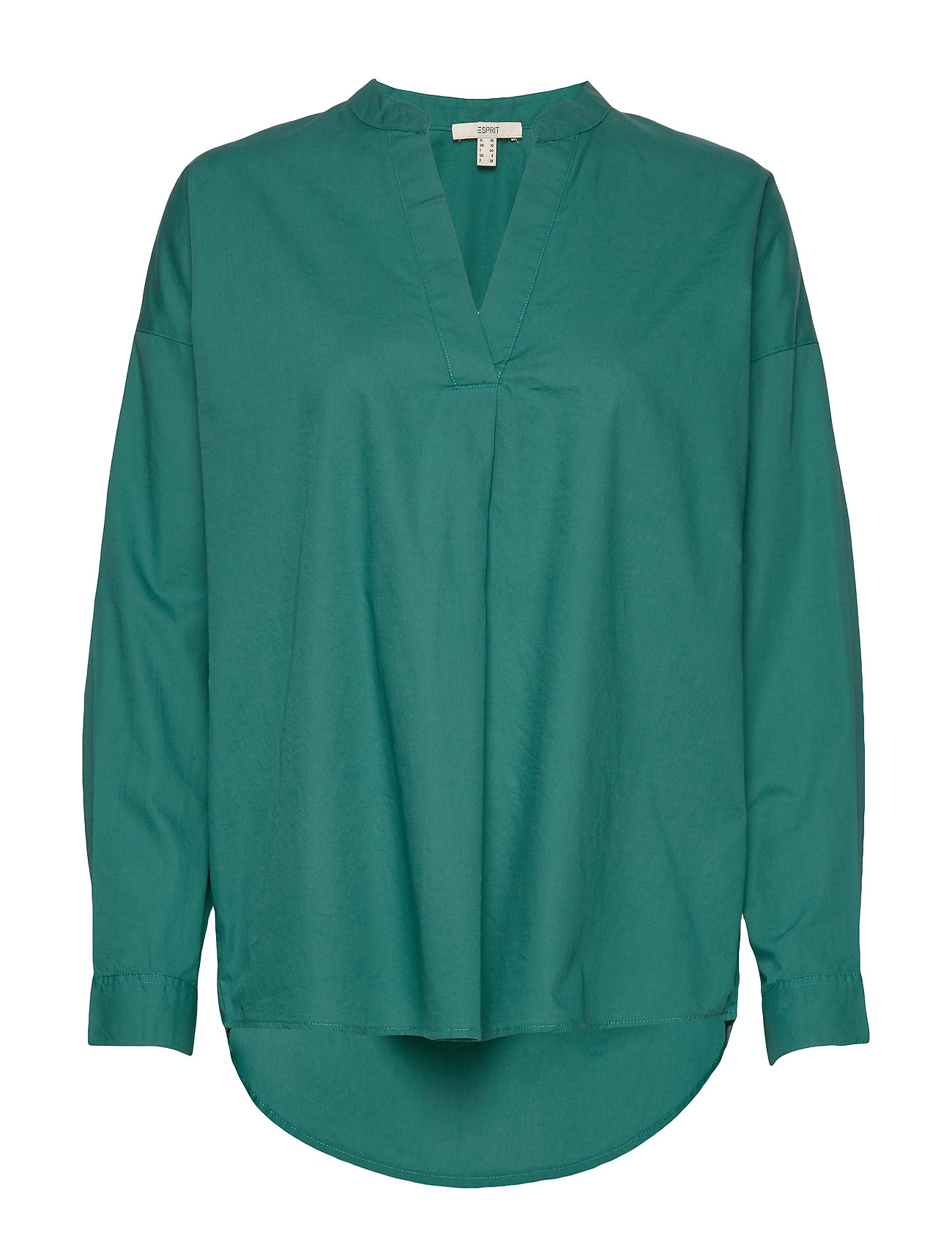 Esprit Casual Blouses woven - TEAL GREEN