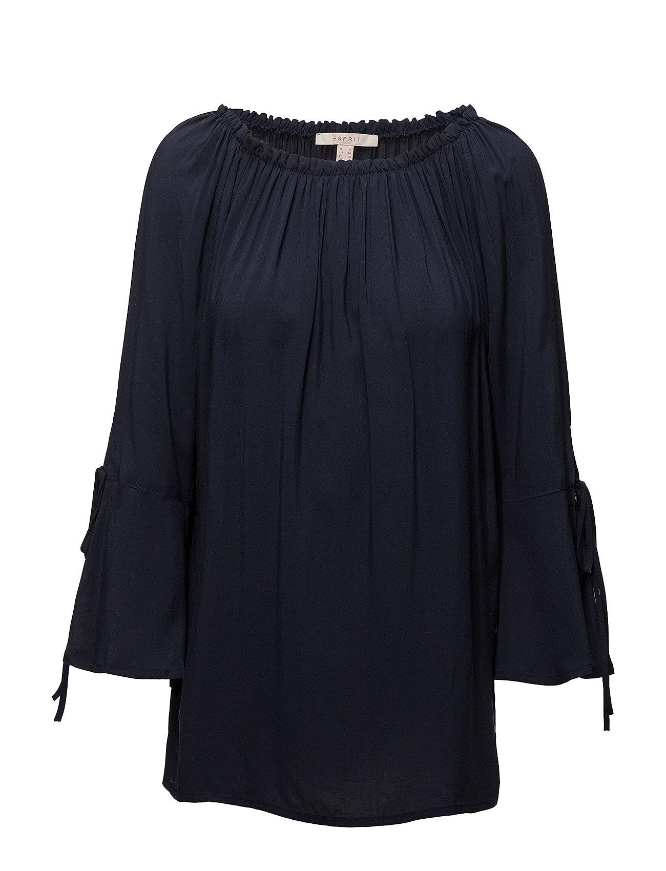 Esprit Casual Blouses woven - NAVY