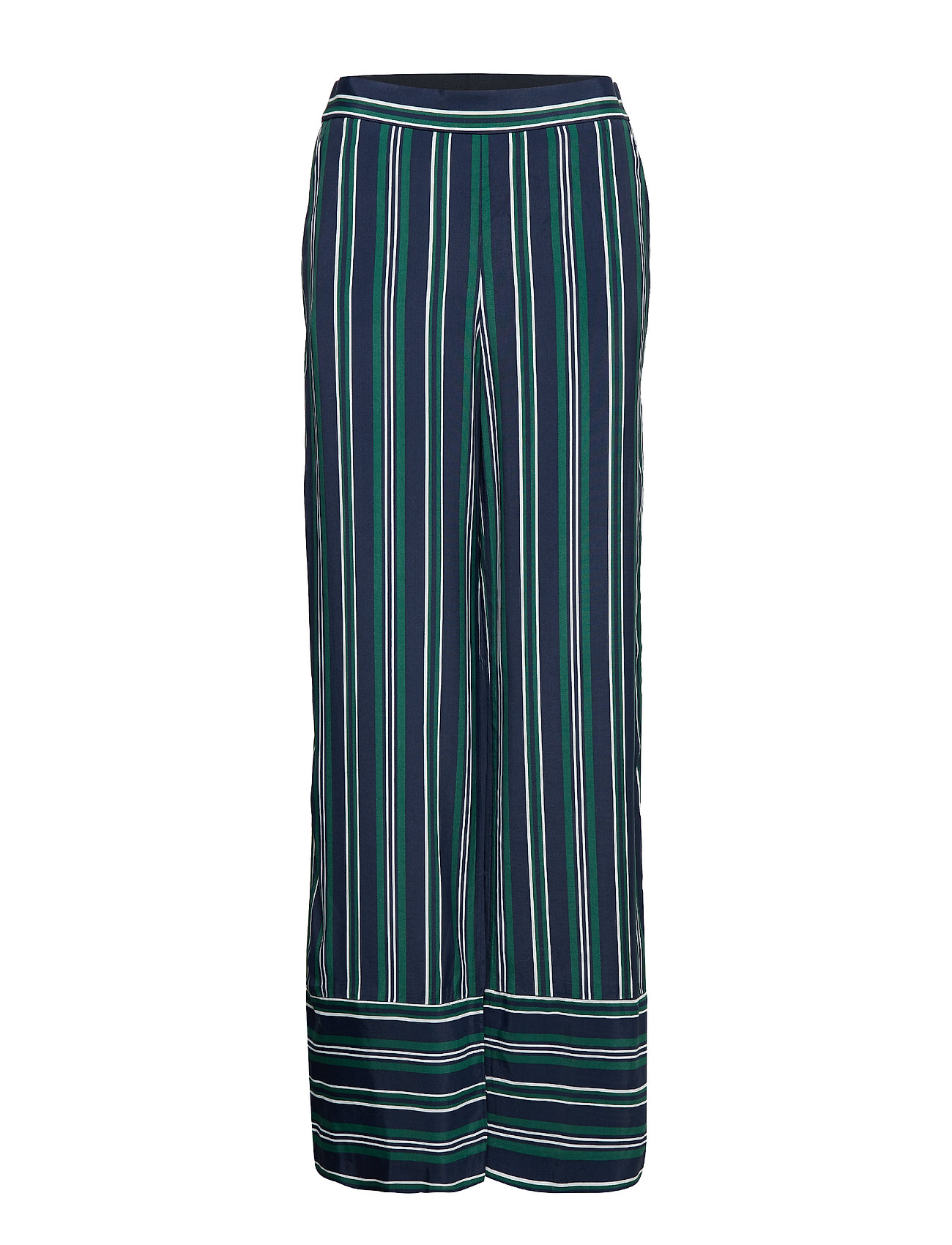 66851672dc8 DARK TEAL GREEN Esprit Pants Woven bukser for dame - Pashion.dk