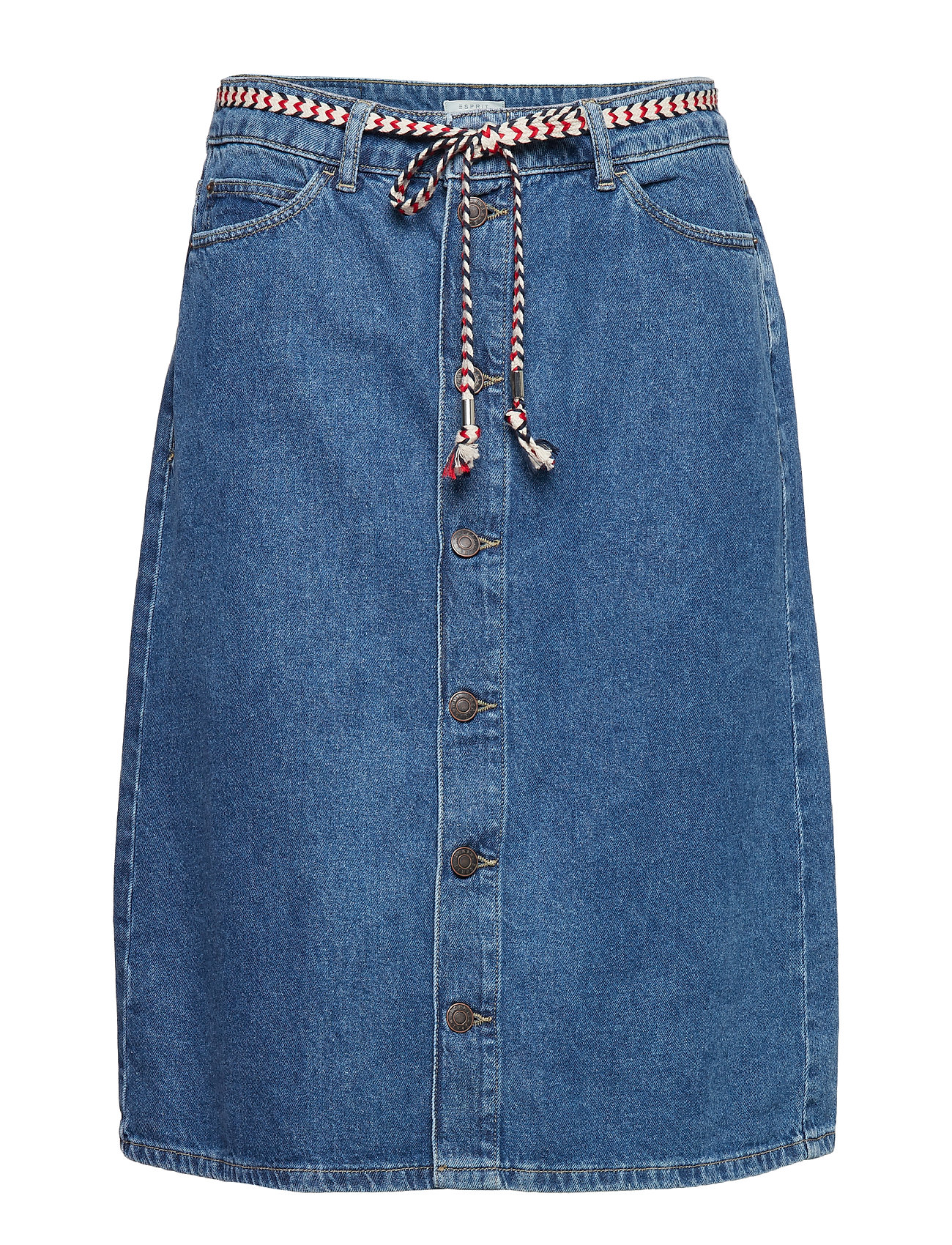 eb05c081d9c0 Skirts Denim (Blue Medium Wash) (479.99 kr) - Esprit Casual ...