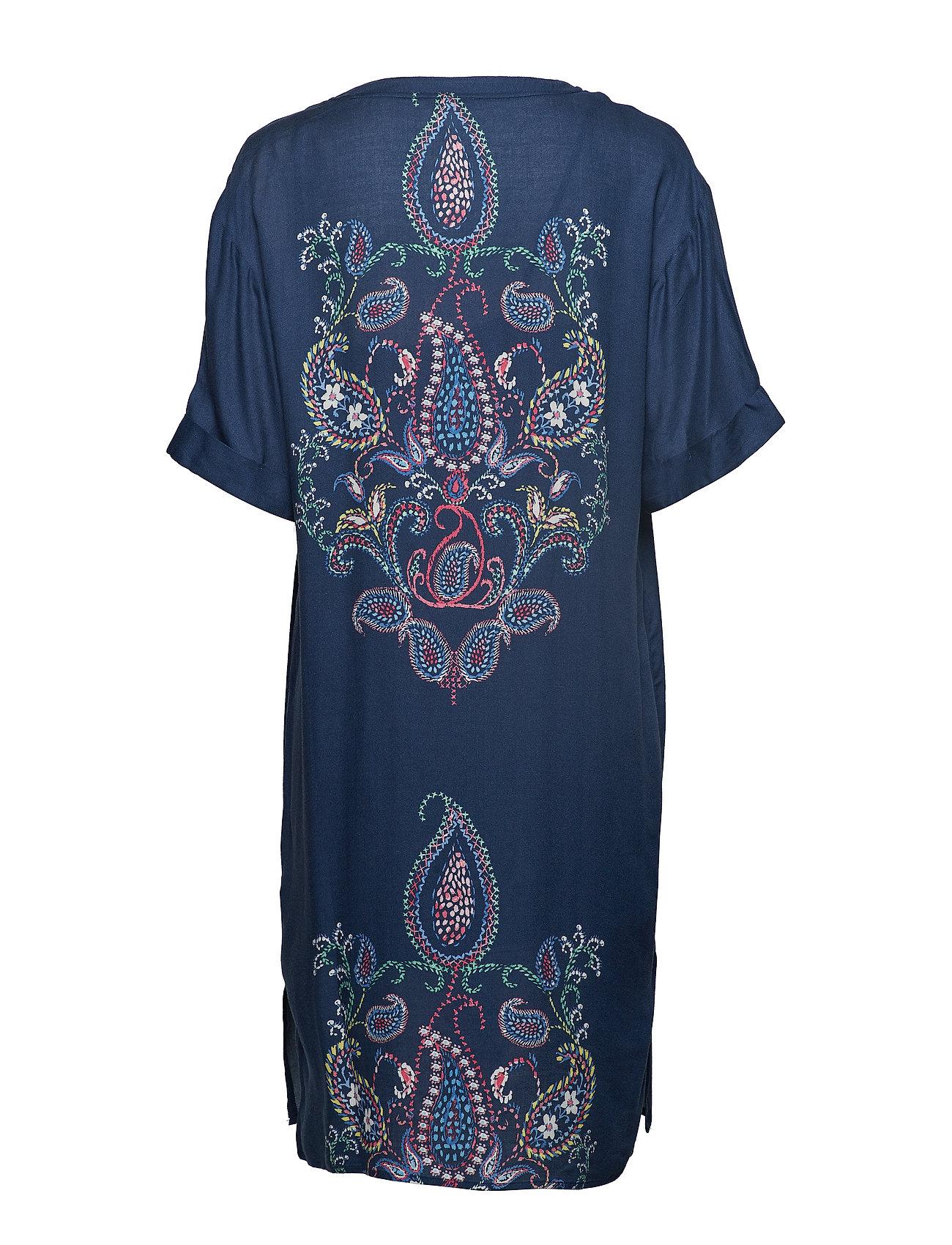 Dresses Light Woven (Navy) (419.99 kr) - Esprit Casual