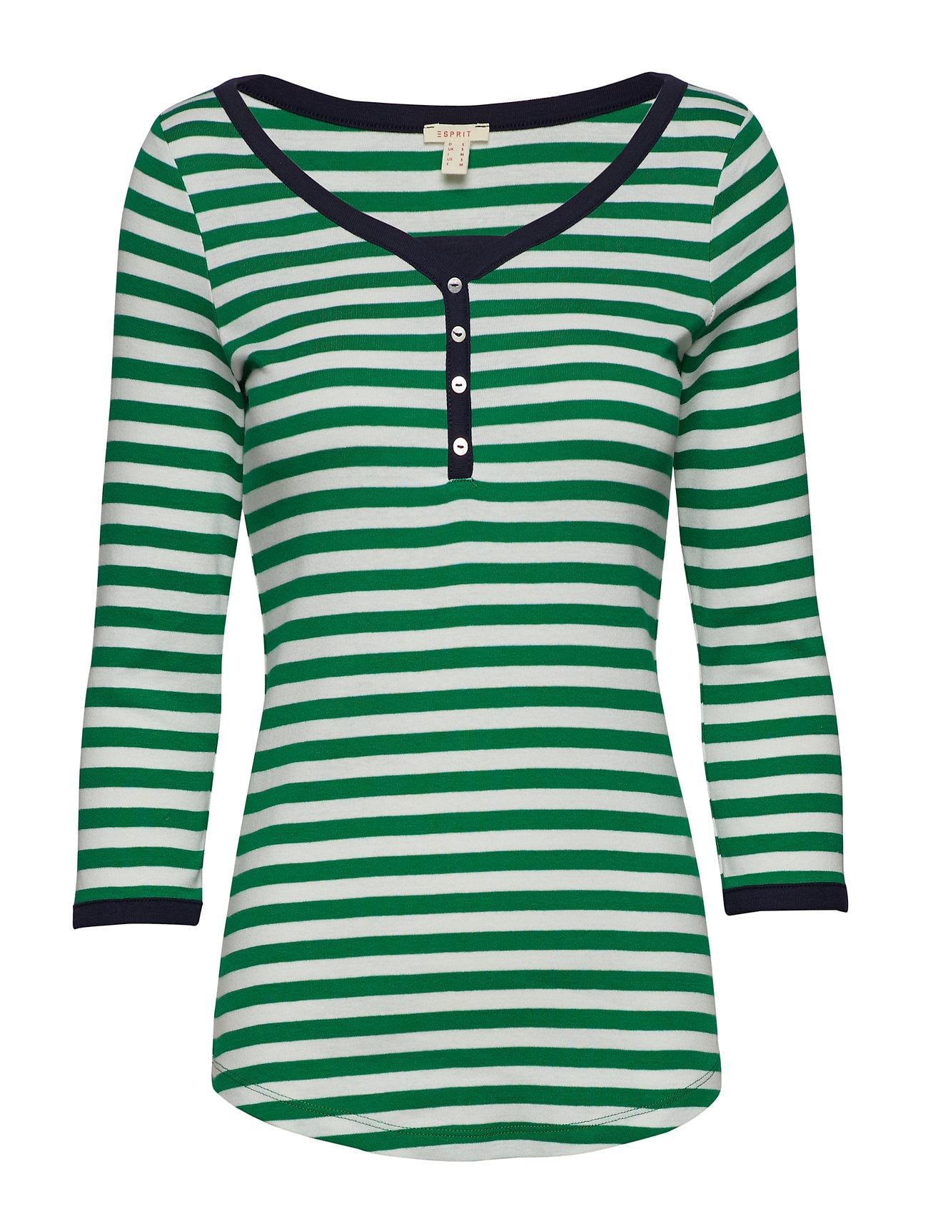 Esprit Casual T-Shirts - GREEN