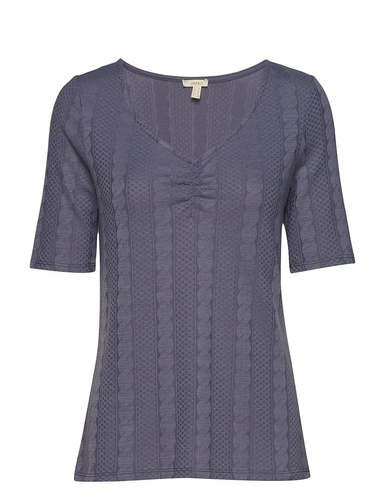 Esprit Casual T-Shirts - GREY BLUE 2
