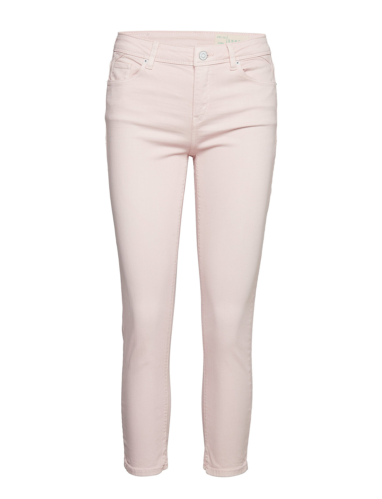 Esprit Casual Pants denim - LIGHT PINK