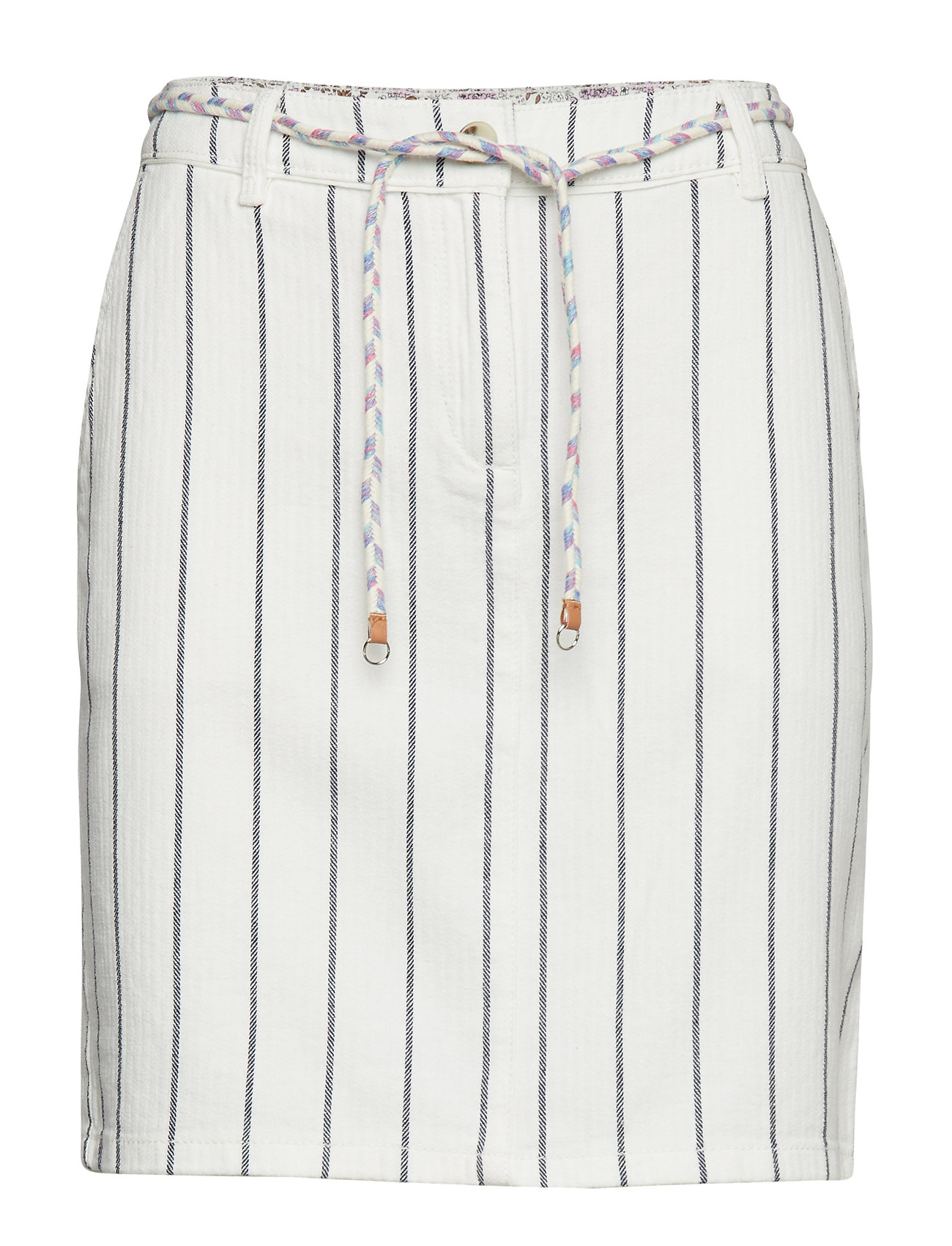 Esprit Casual Skirts woven - OFF WHITE