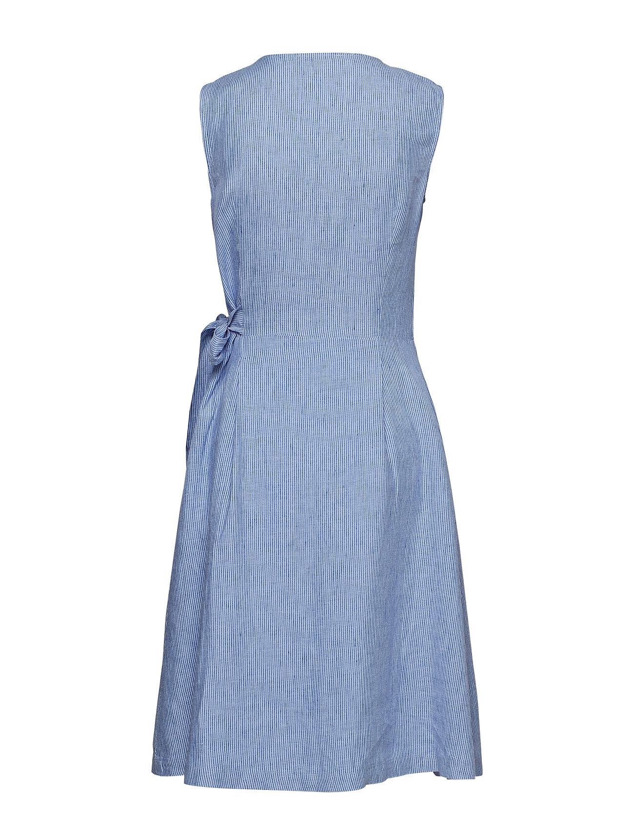 bb84367a63b Dresses Light Woven midikjoler fra Esprit til dame i BRIGHT BLUE ...