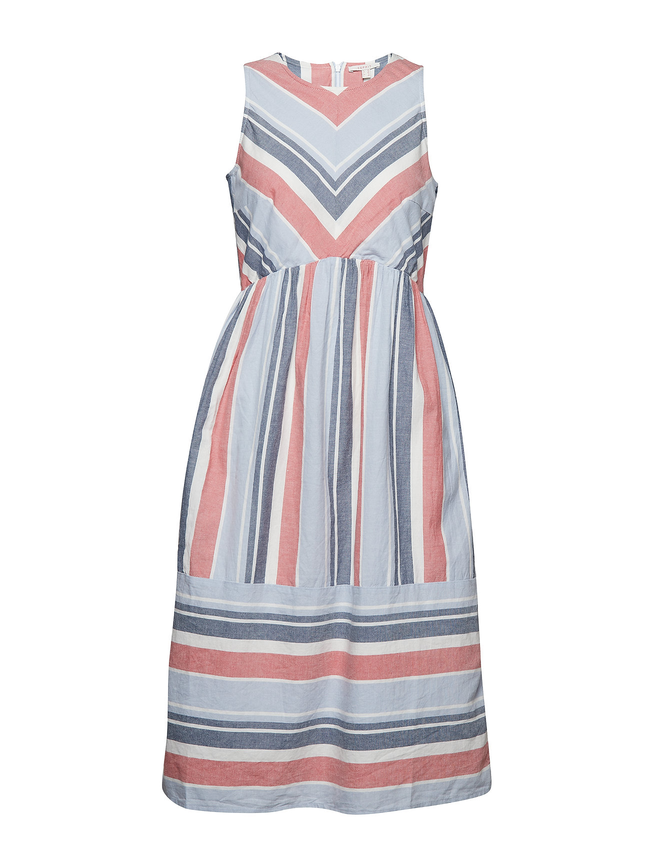 Esprit Casual Dresses light woven - LIGHT BLUE LAVENDER
