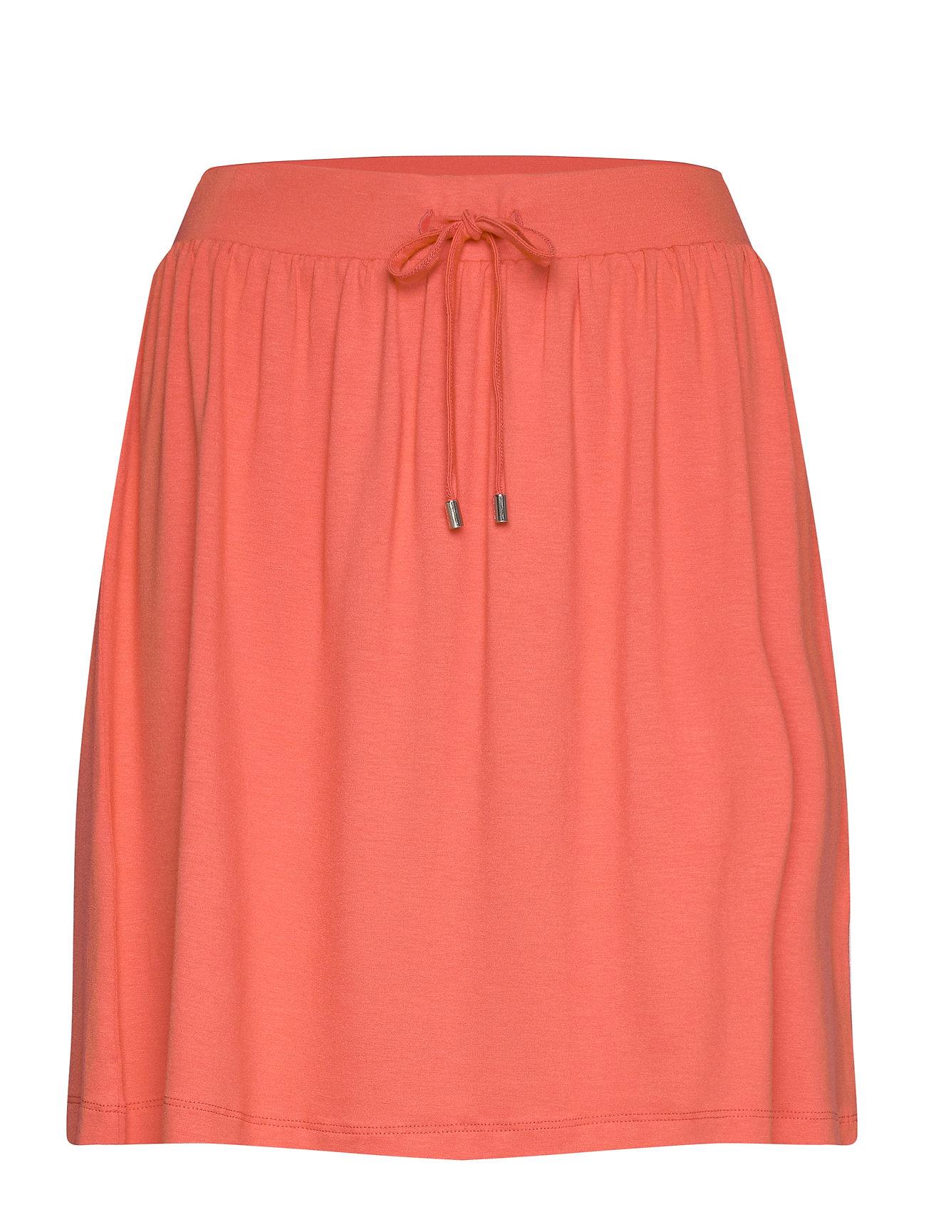 Image of Skirts Knitted Kort Nederdel Rød Esprit Casual (3421207303)