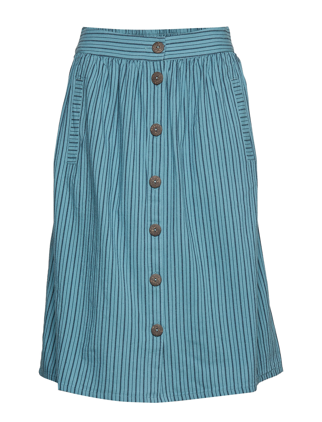 Esprit Casual Skirts light woven - DARK TURQUOISE