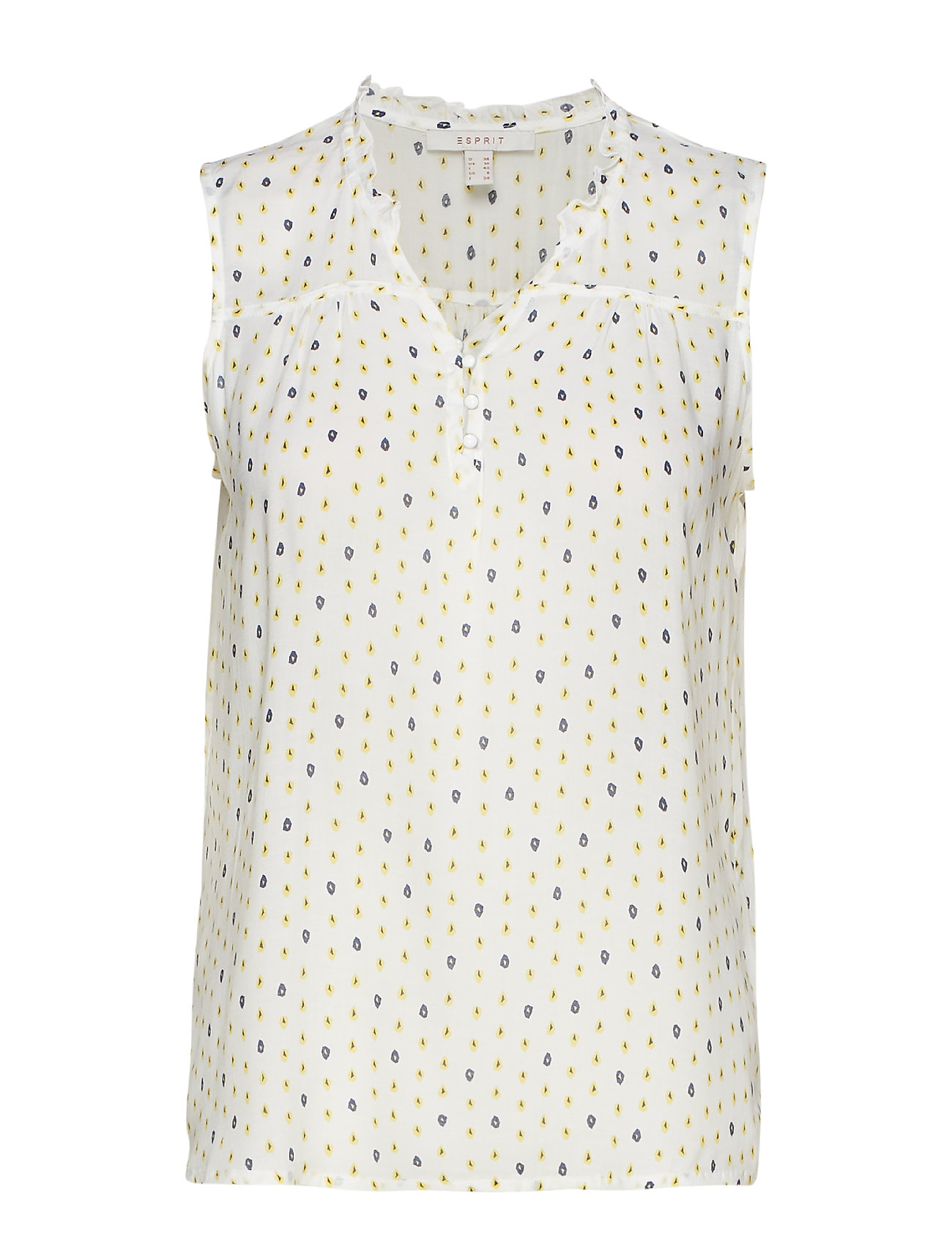 Esprit Casual Blouses woven - OFF WHITE