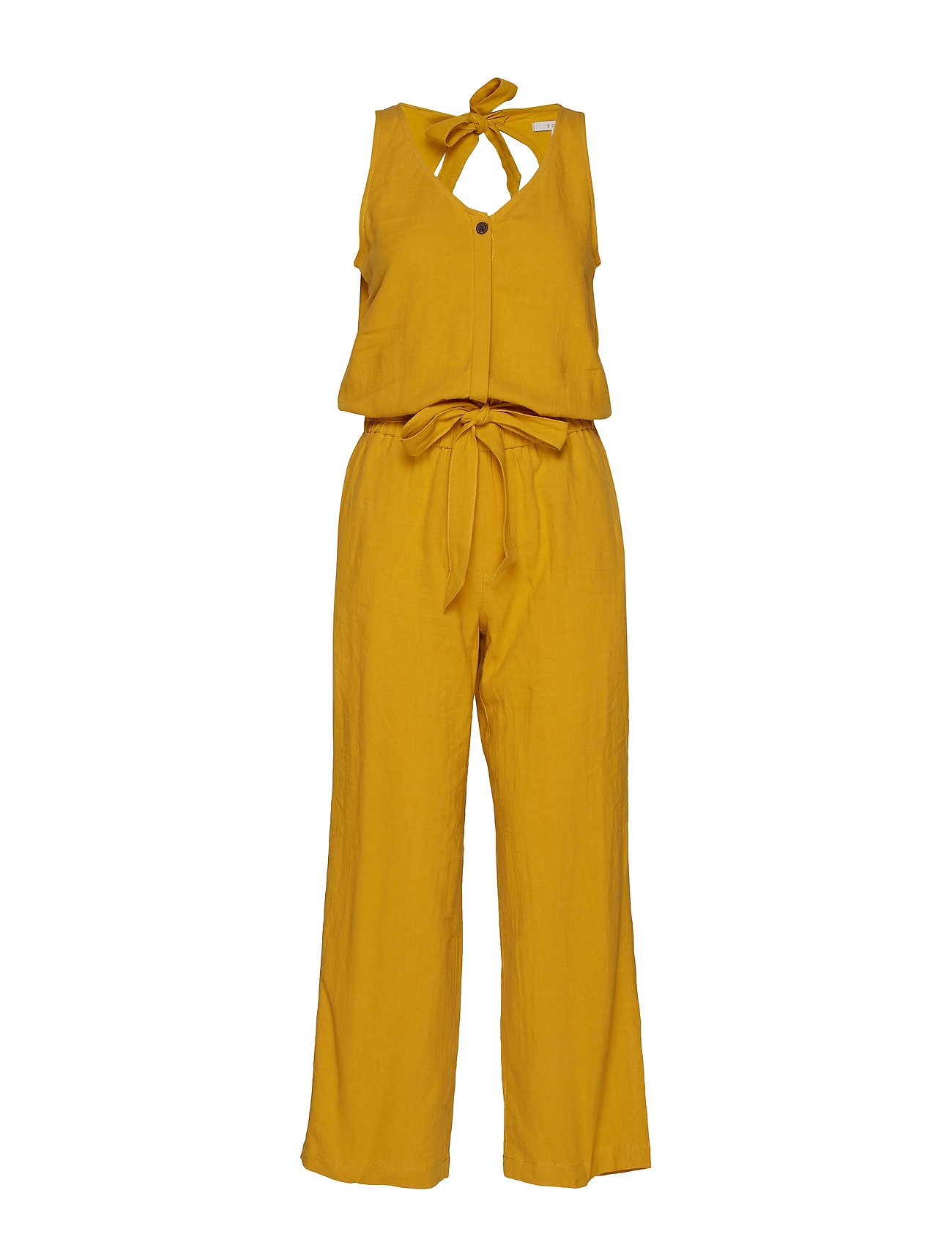 Esprit Casual Overalls woven - BRASS YELLOW