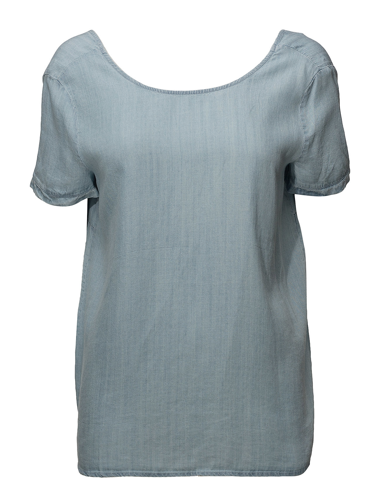 Esprit Casual Blouses woven - LIGHT BLUE