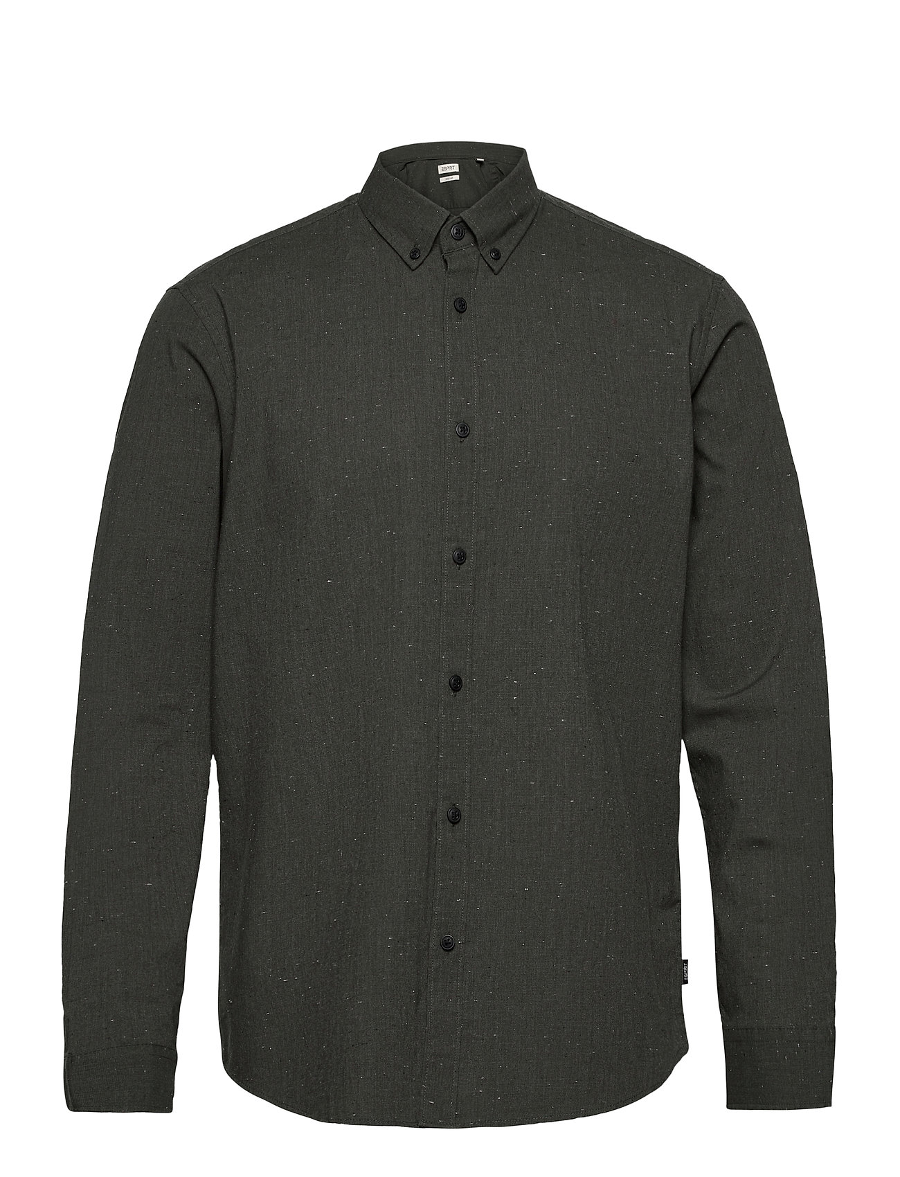 Image of Shirts Woven Skjorte Casual Grøn Esprit Casual (3452227691)