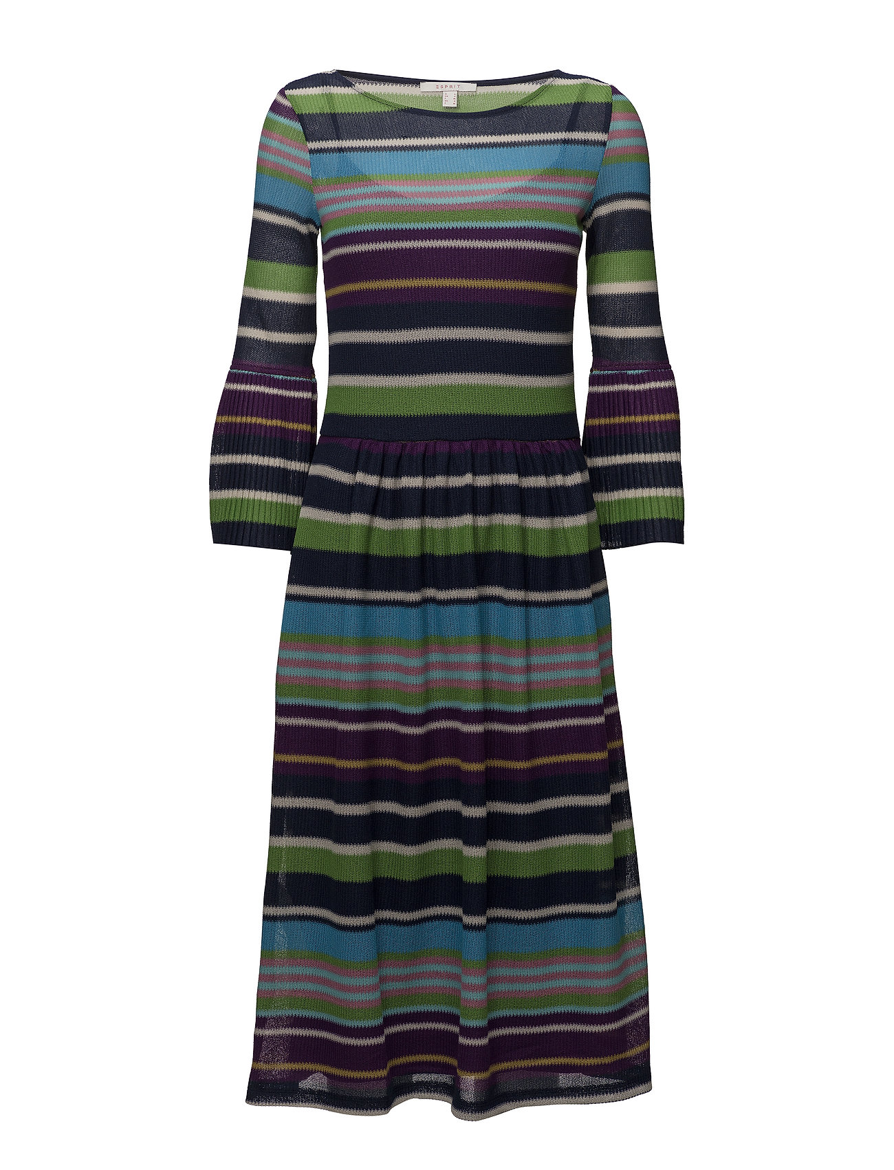 Esprit Casual Dresses knitted - GREEN