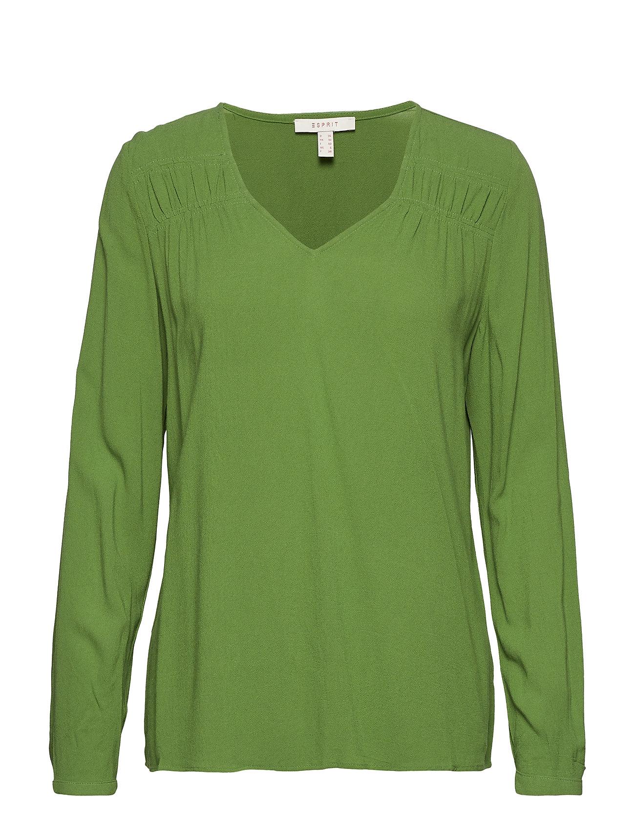 Esprit Casual Blouses woven - GREEN