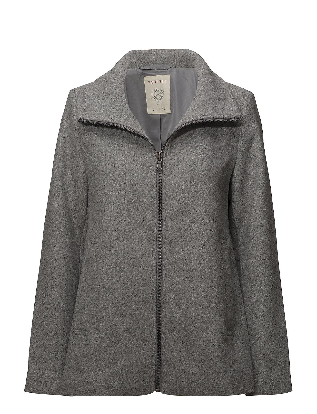 Esprit Casual Jackets outdoor woven - LIGHT GREY 5