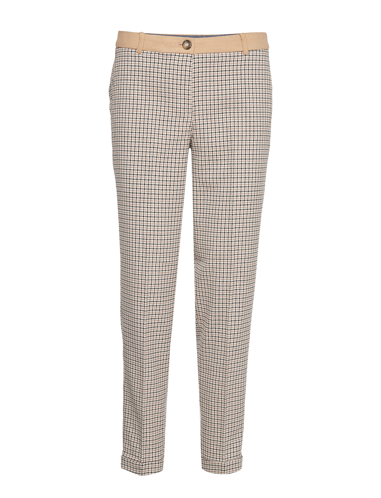 Esprit Casual Pants woven - CAMEL