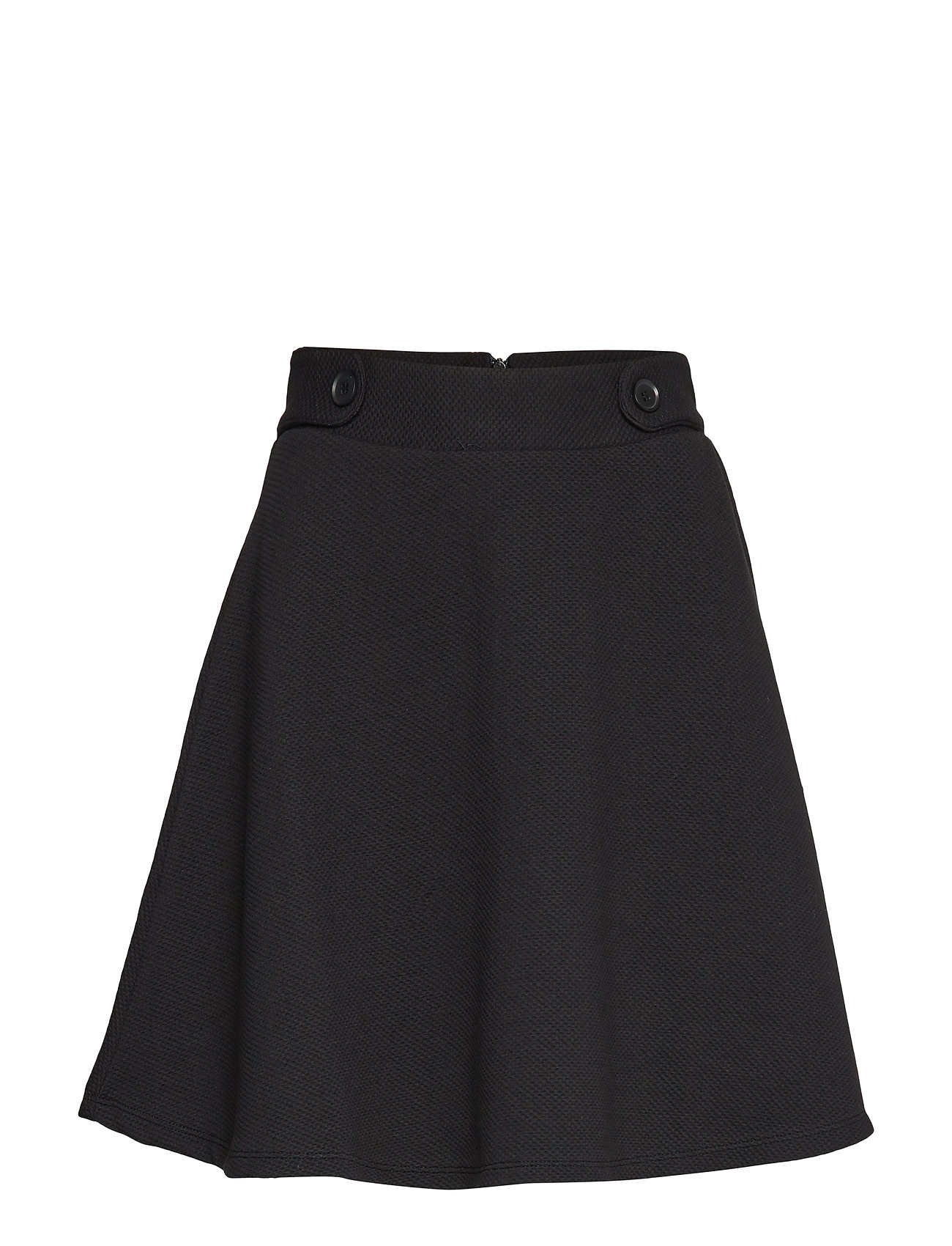 Esprit Casual Skirts knitted - BLACK