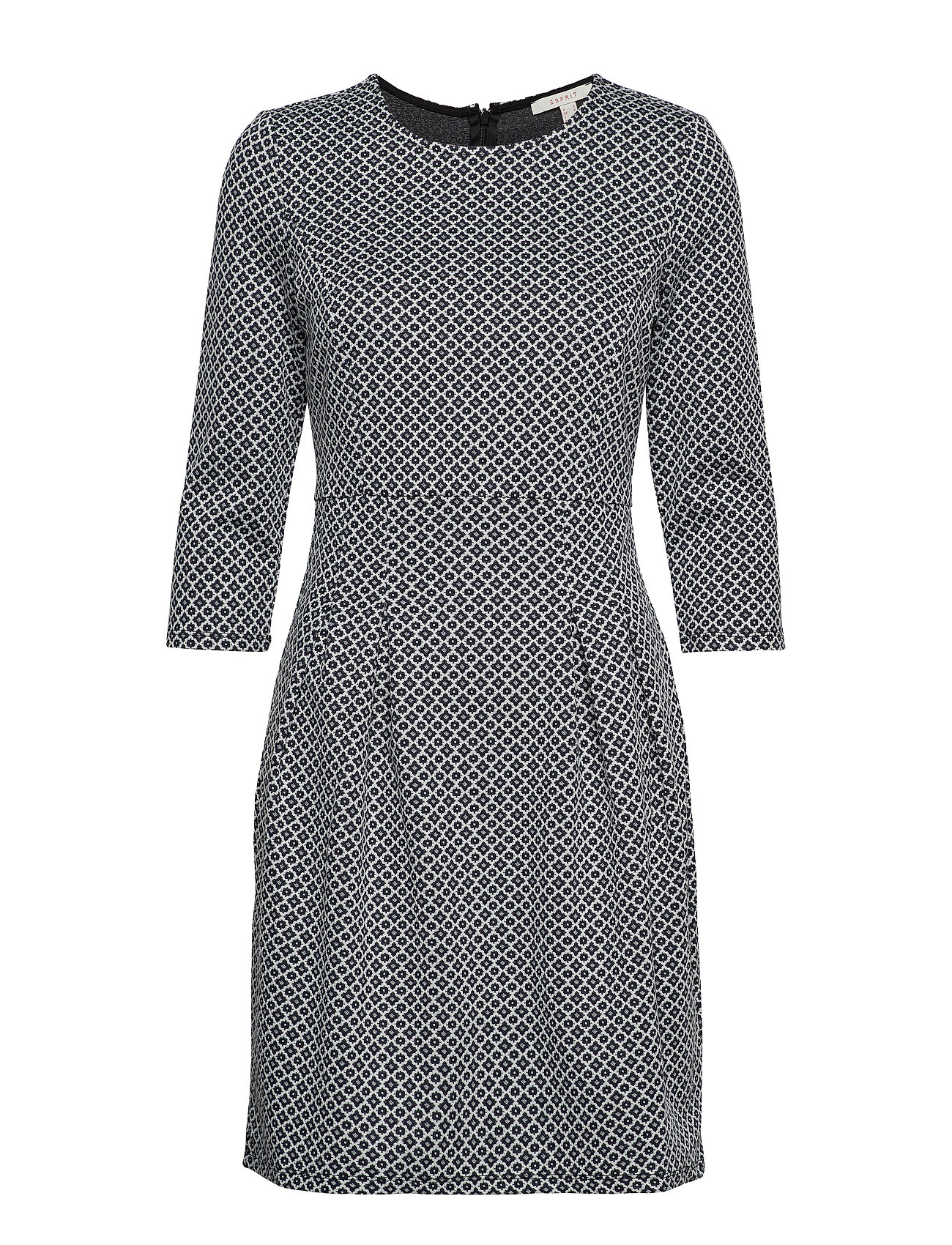 Esprit Casual Dresses knitted - NAVY
