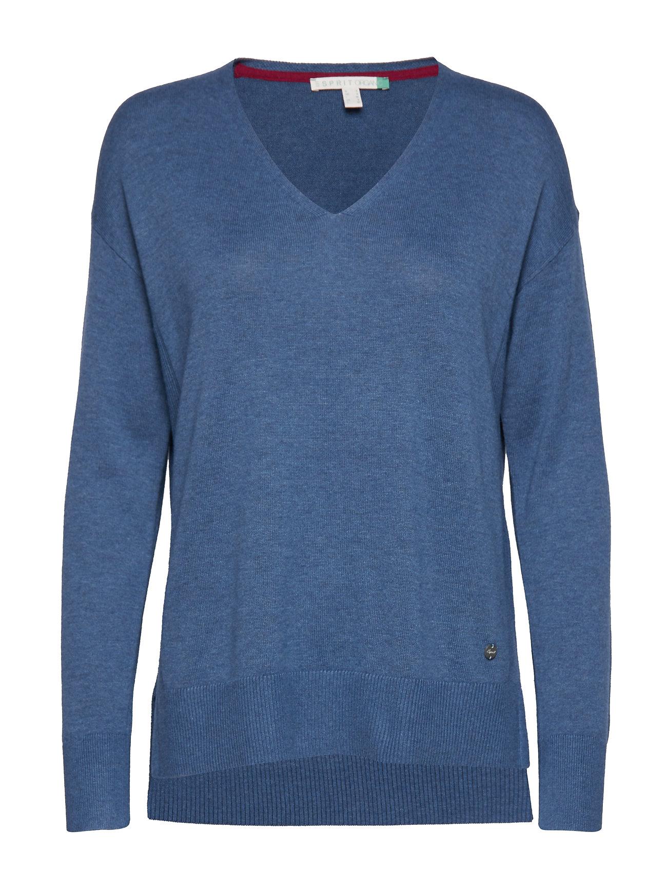 Esprit Casual Sweaters - GREY BLUE 5